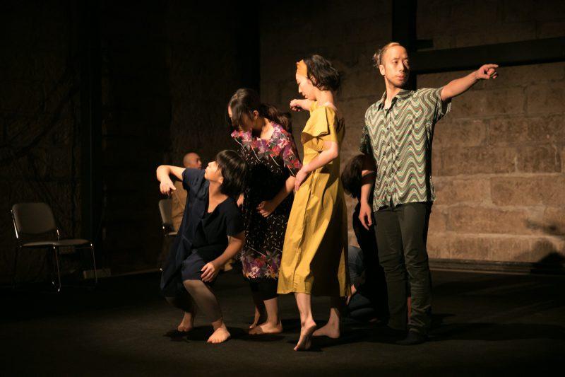 OrganWorksダンス公演「街の朝」
